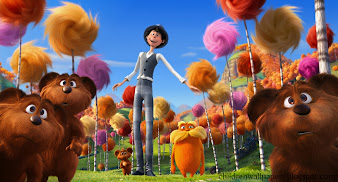 #3 The Lorax Wallpaper