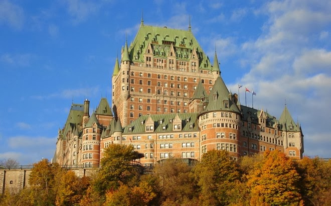 Québec City: A Little Piece of Paris in North America