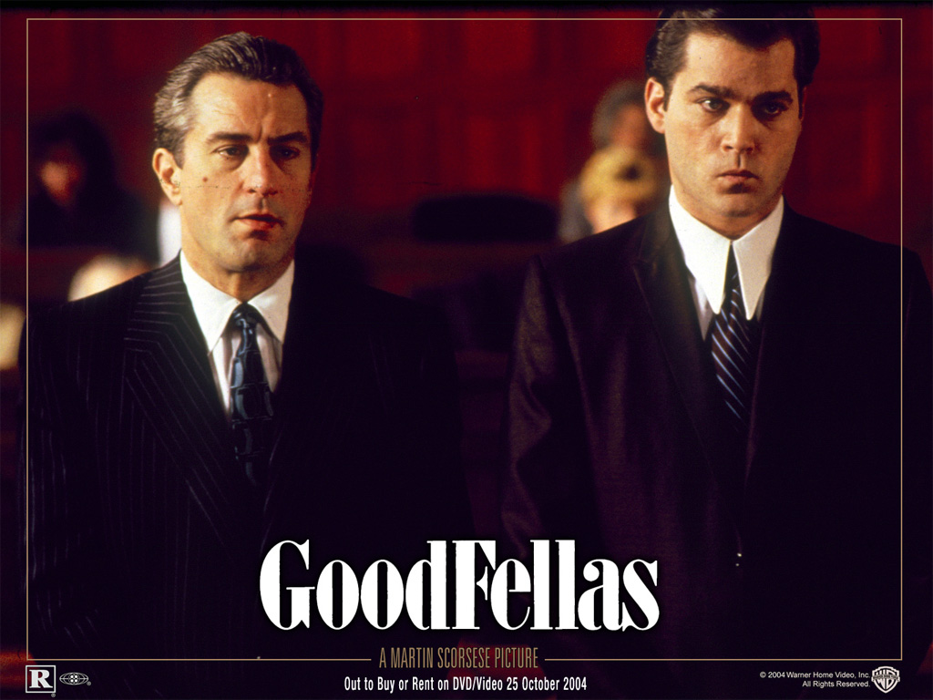 Wallpapers Photo Art: Goodfellas Wallpaper, Movie Wallpaper Goodfellas