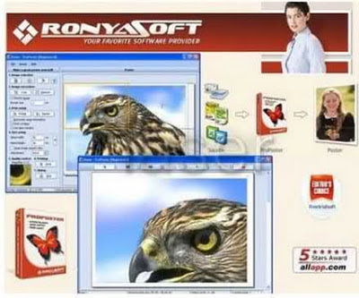 RonyaSoft Poster Design