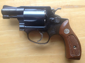 Smith & Wesson Model 36 Chiefs Special
