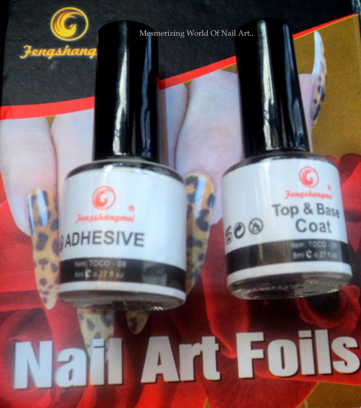 Bornpretty Store Nail Art Roll Foils Set