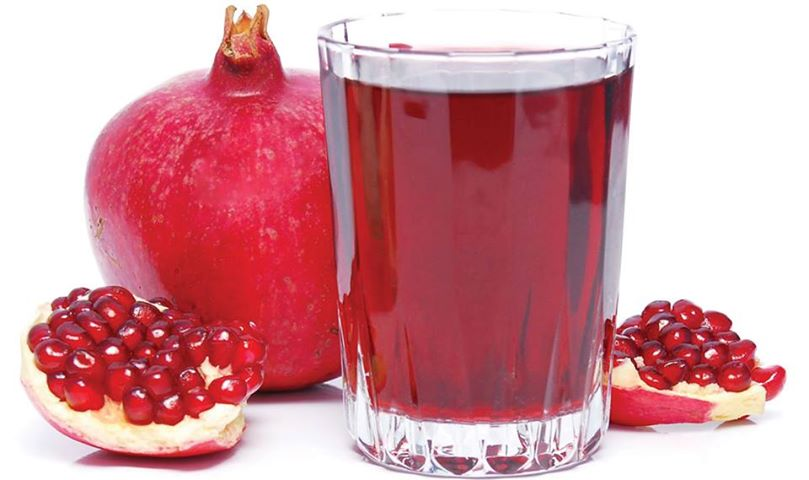 Health Benefits of Pomegranate Juice - reduced ACE (enzyme that raises blood pressure) by 36 percent and lowered systolic blood pressure.