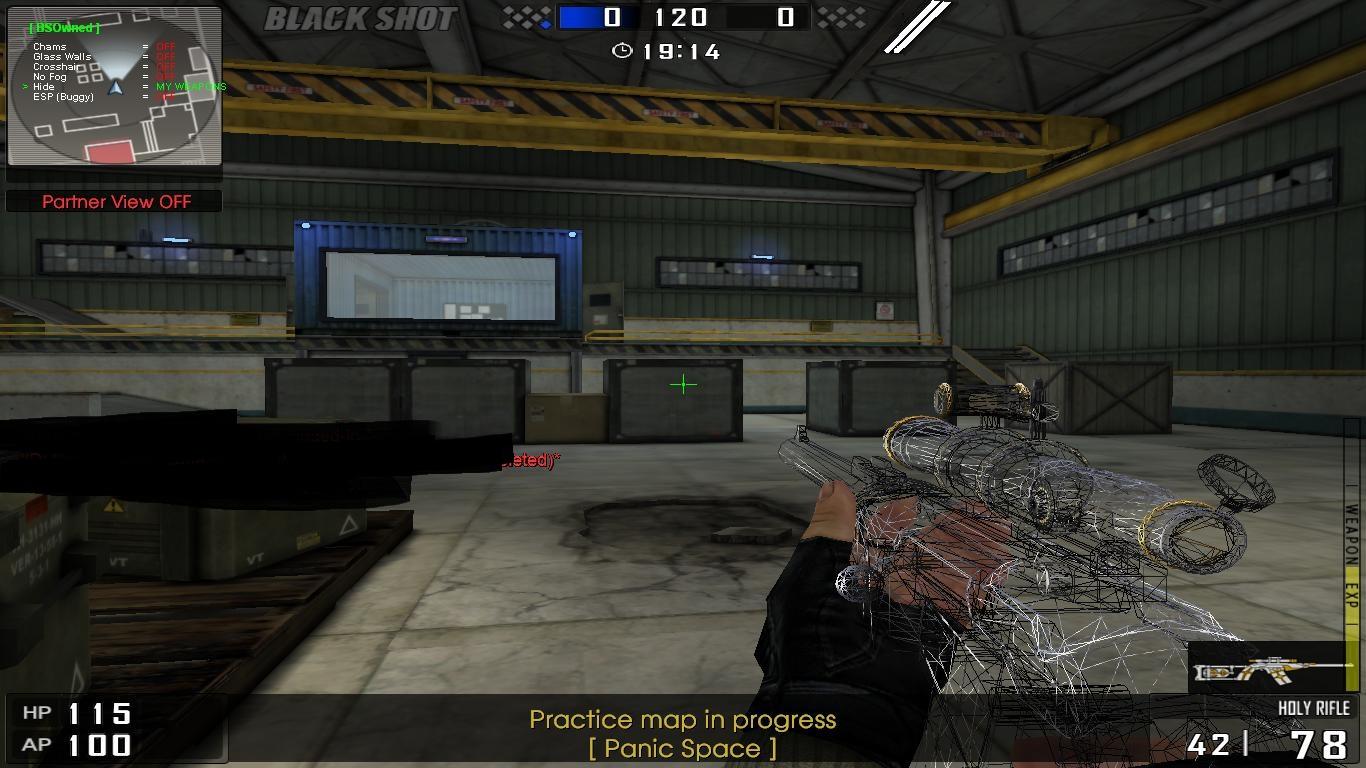 blackshot latest patch
