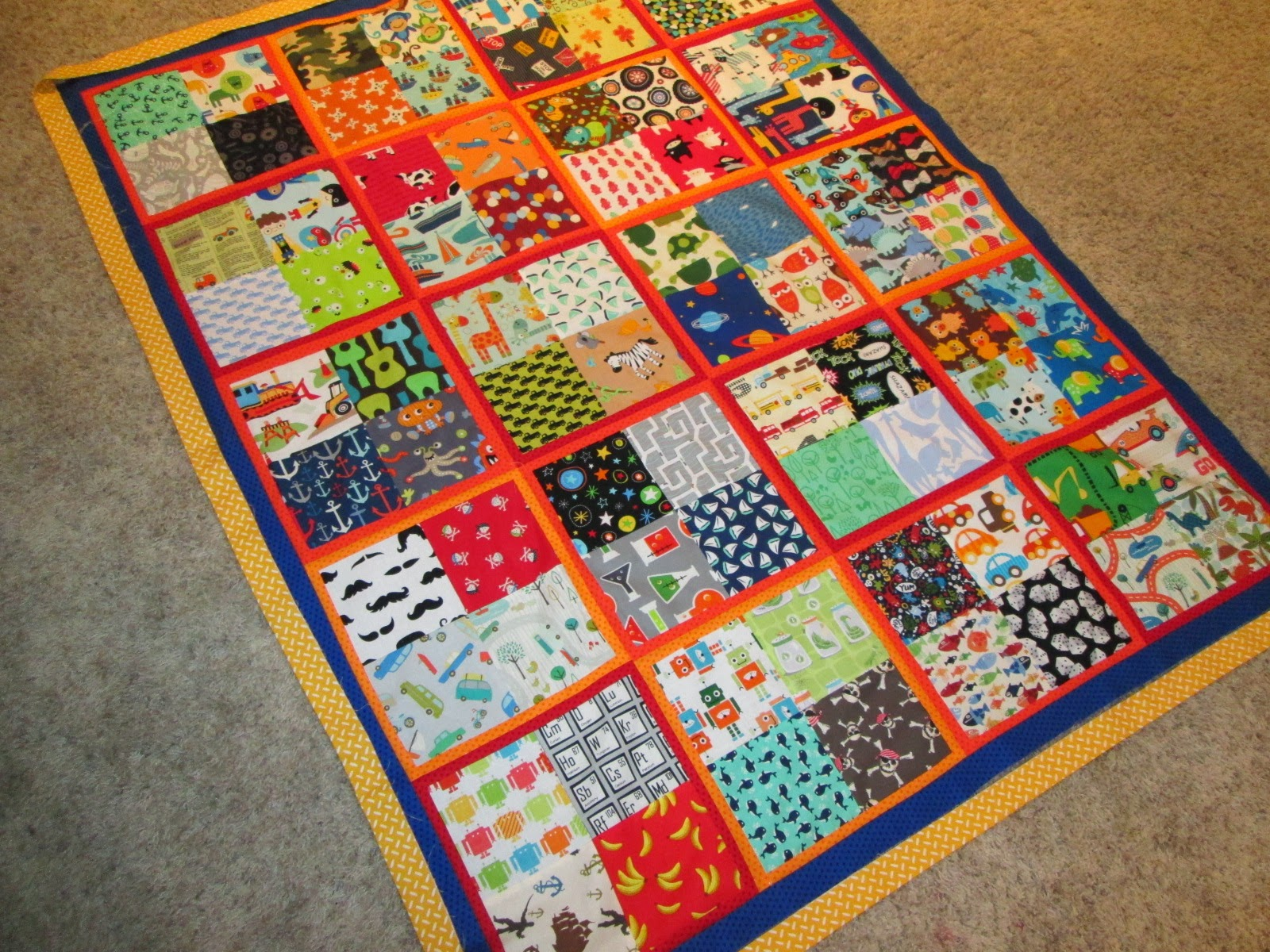 Stitch Stash Diva Blog I Spy Quilt Free Pattern Amp Tutorial