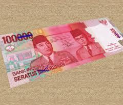 redenominasi terhadap mata uang rupiah