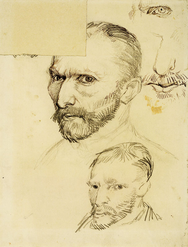 Vincent van gogh drawings part 1