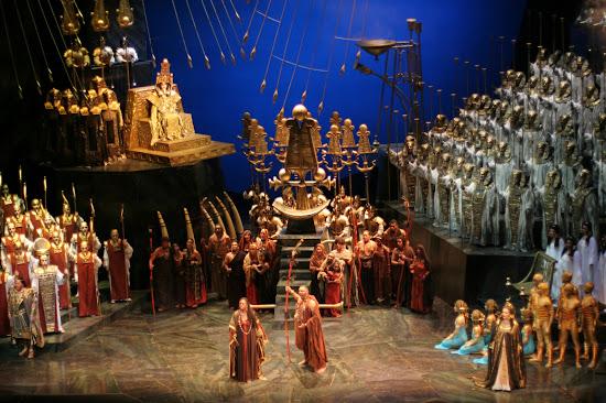 Que significa soñar con ópera