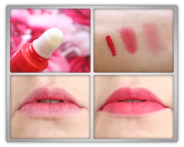 Jolse Order #10 Etude House Makeup Haul Review 2015 beauty blogger Rosy tint Lips 03 rose petal