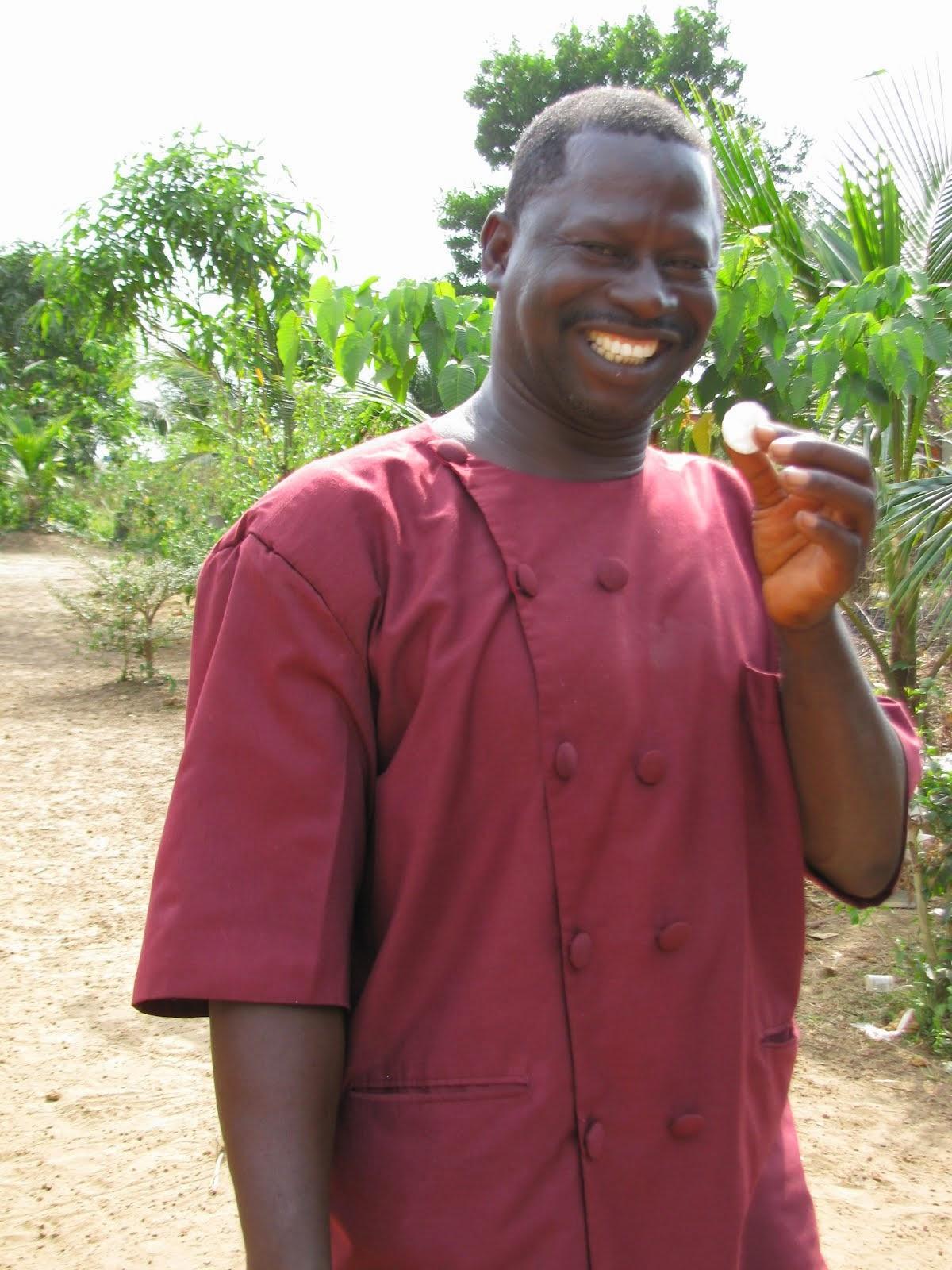 Program Coordinator in Liberia