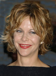 Short Wavy Funky Hairstyles