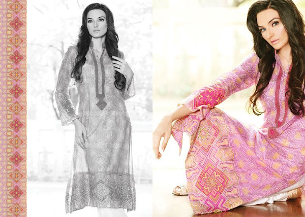 Kayseria Elegant Monsoon - Eid Collection 2012
