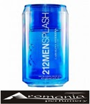 CAROLINA HERERA 212 SPLASH MEN AROMANIA PARFUMERY