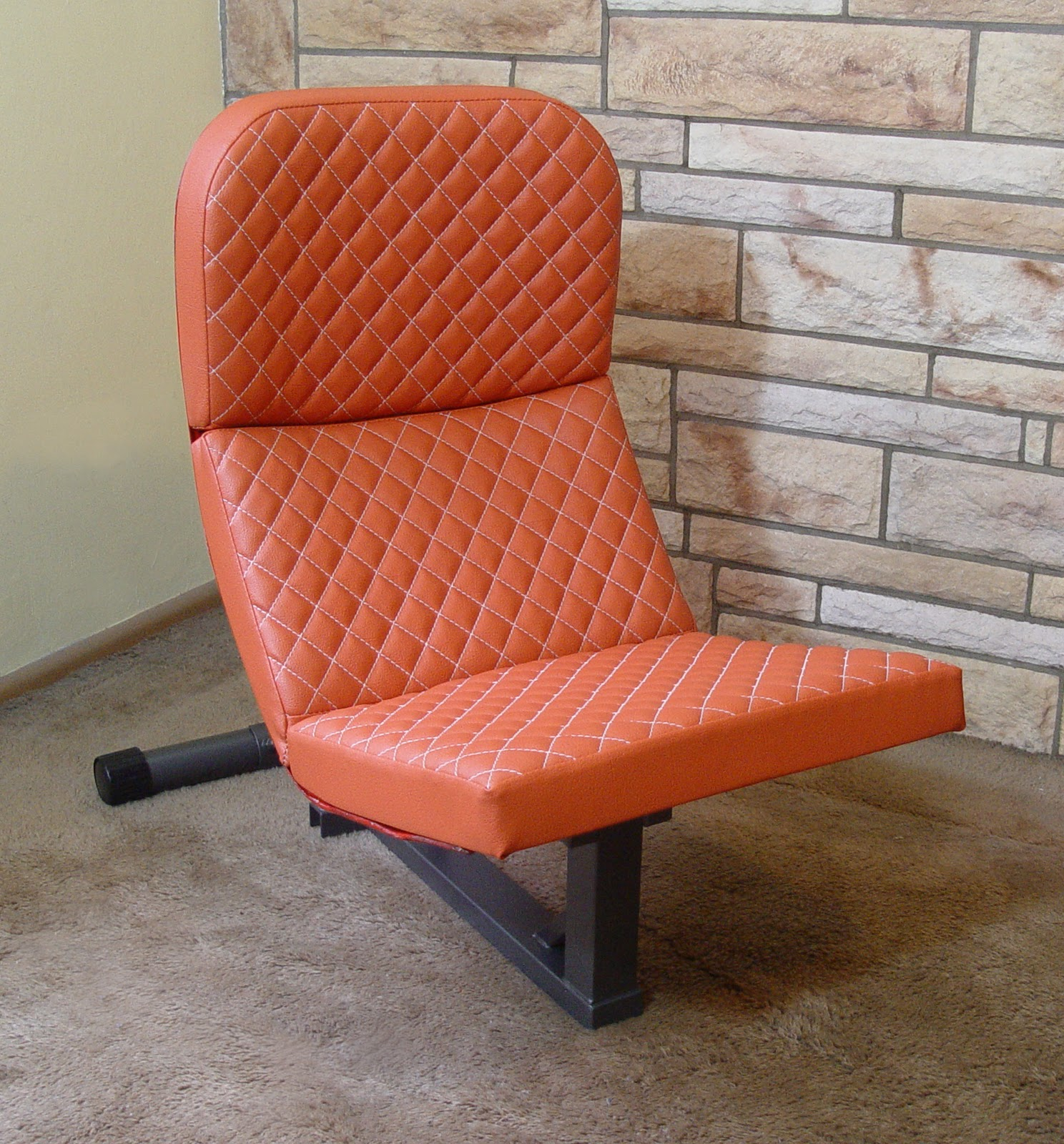 recycled vespa office chairs. AFTER: Lounge Chair. Recycled Vespa Office Chairs