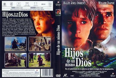 Hijos de un mismo Dios 2001 Caratula completa | Pelicula