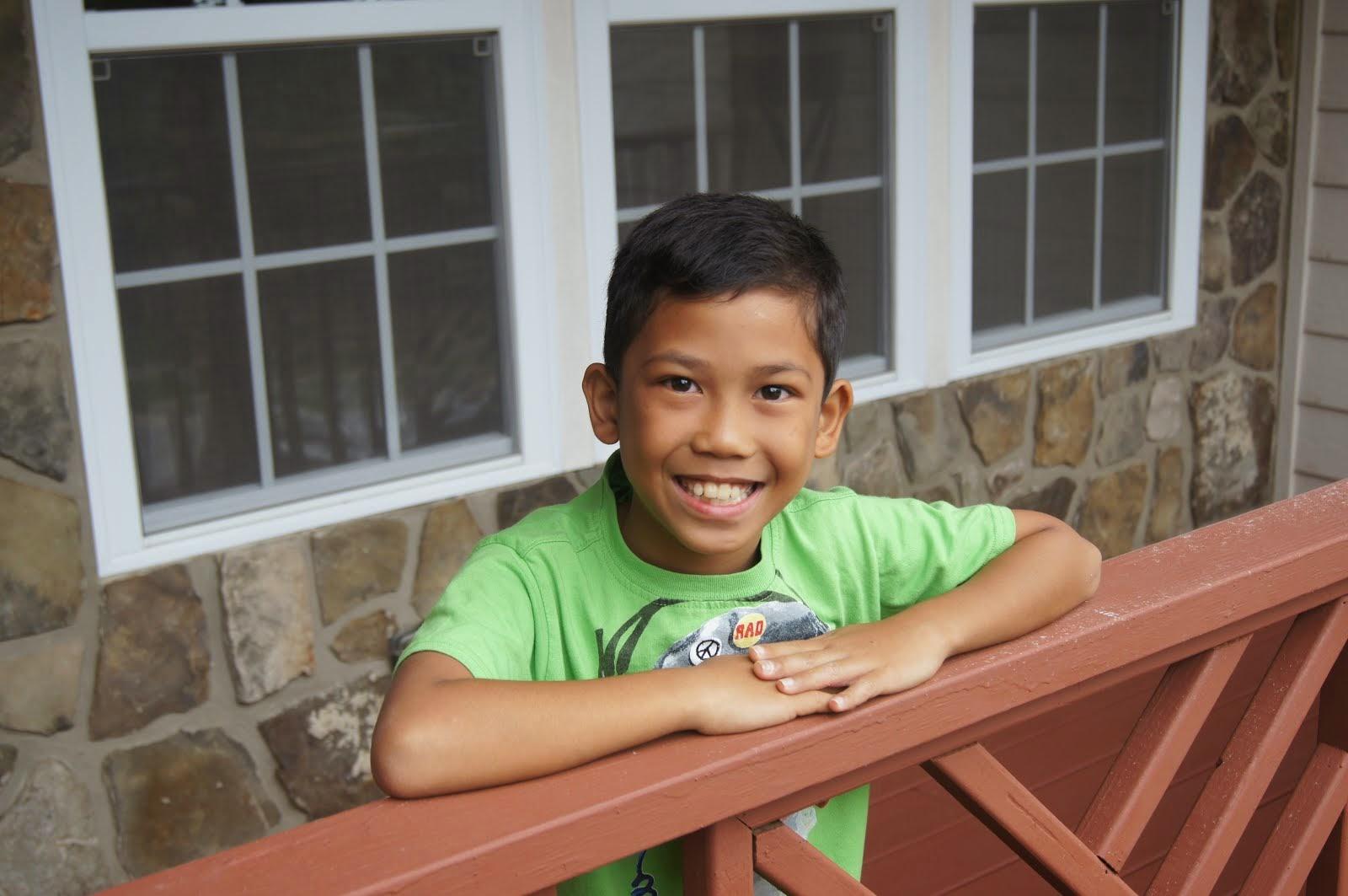 Emmanuel (age 10)