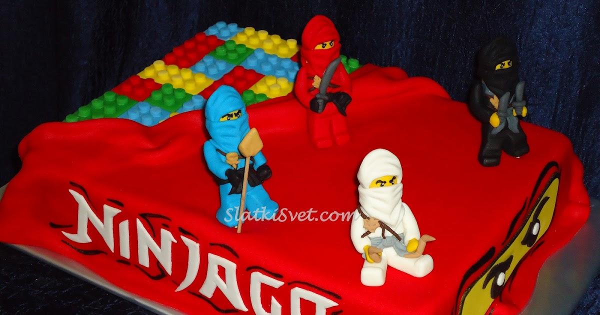 Torte beograd torta lego ninjago nindzago for Decorazioni torte ninjago