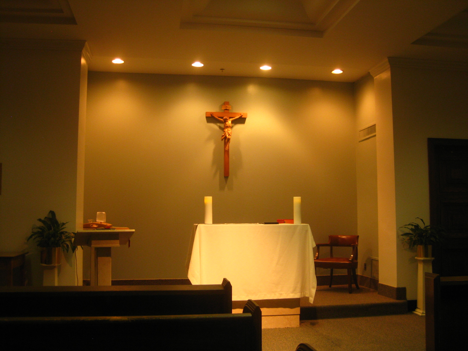 Mass across the District: Georgetown University Hospital ...