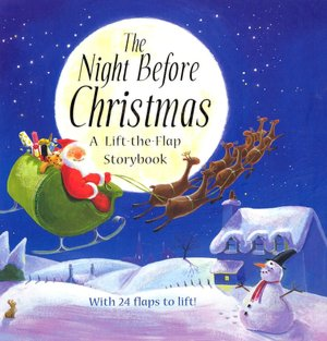 365 Great Children's Books: Day 128: The Night Before Christmas