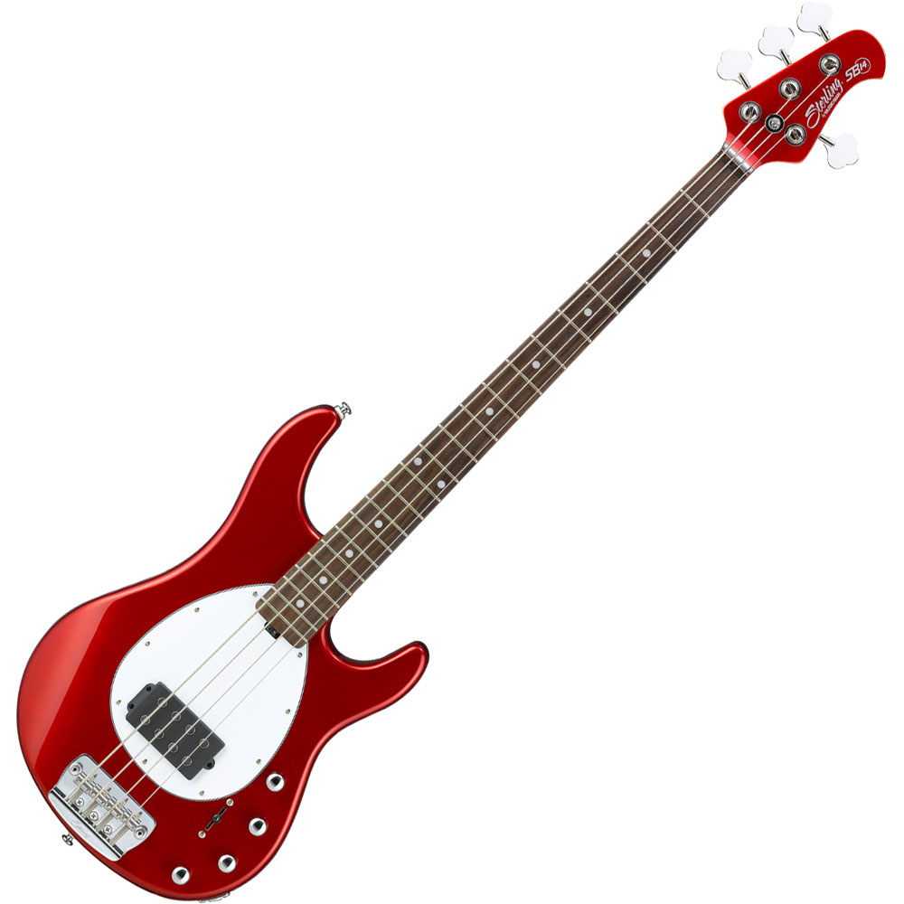 Rex and the bass sterling by musicman sb14 bass for The sterling