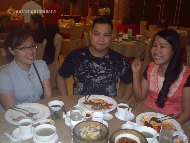 Crown Prince Seafood Restaurant in Binondo