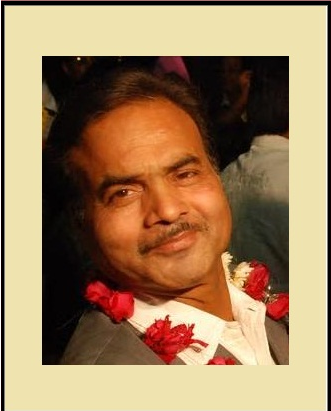 My father Shree Bhanu Pratap Manik