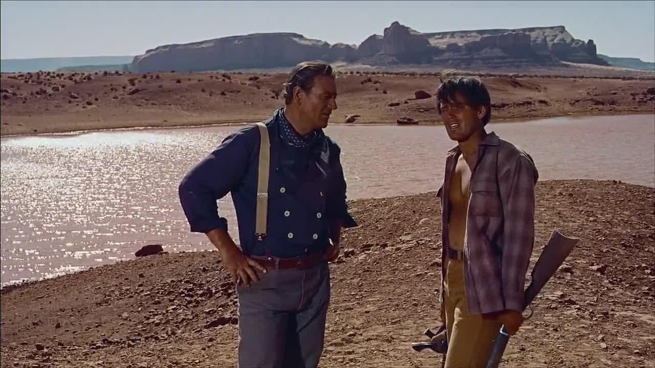 Centauros del desierto (1956) John Ford