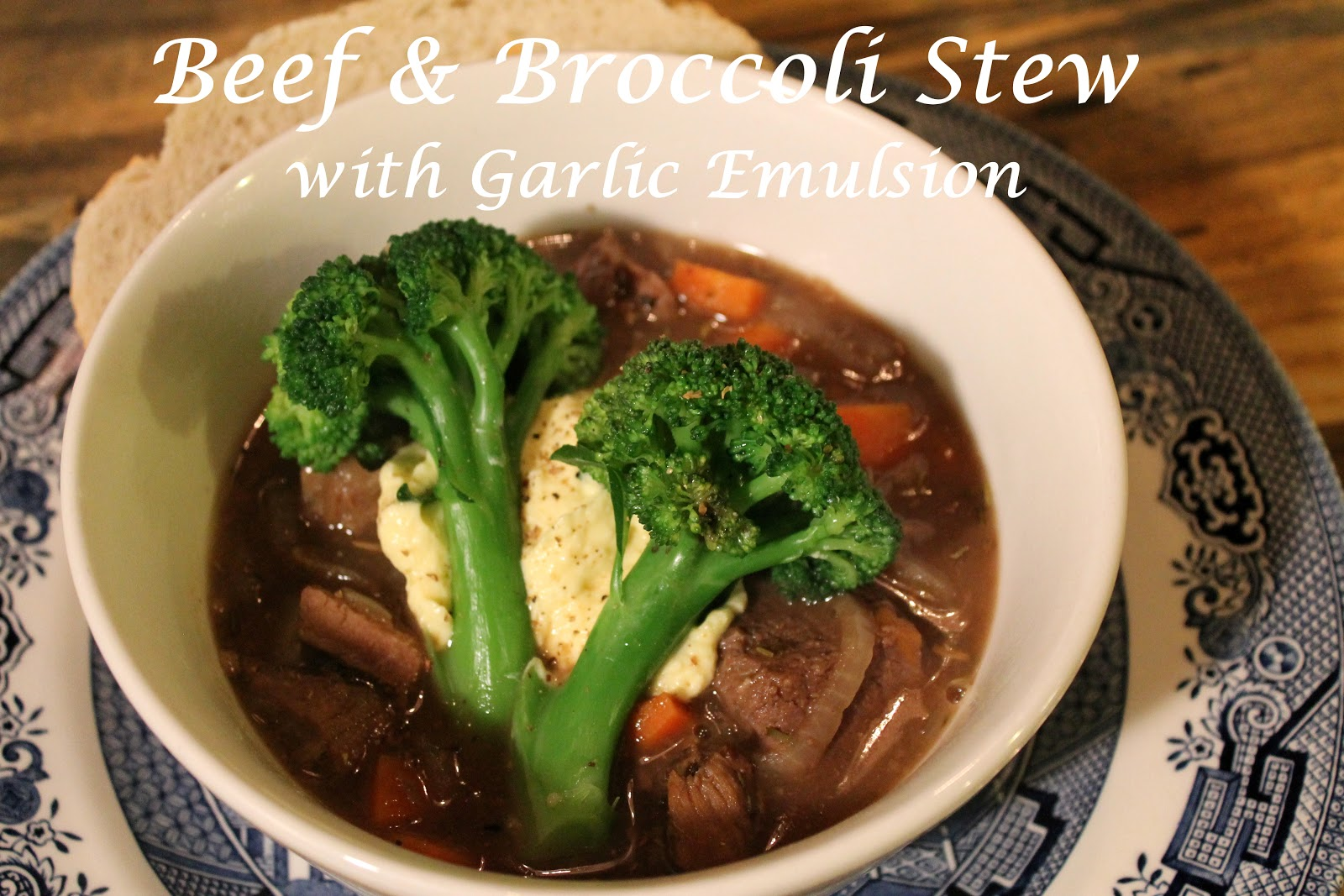 Lamb And Broccoli Stew Recipe — Dishmaps