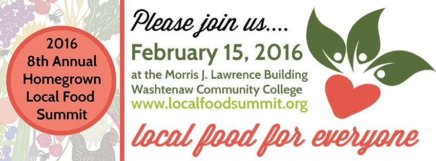 Local Food Summit 2016