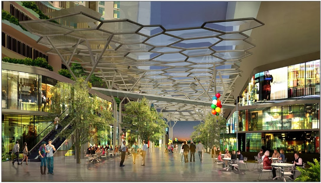Iskandar Malaysia - Johor Baru City Centre - Vantage Bay