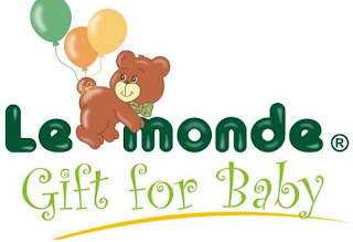 le monde gift for baby