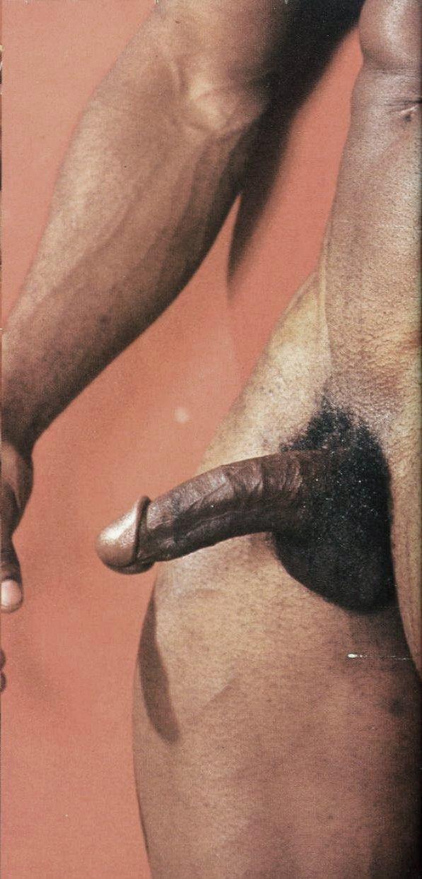 Negros Musculosos Pretos Pelados S Rie Tios Maduros