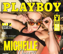 Michele Chevere Playboy Venezuela Abril 2016
