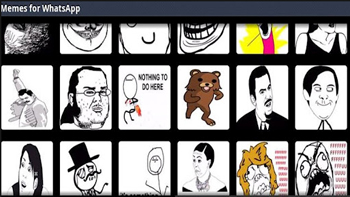 Memes y emoticones para WhatsApp gratis