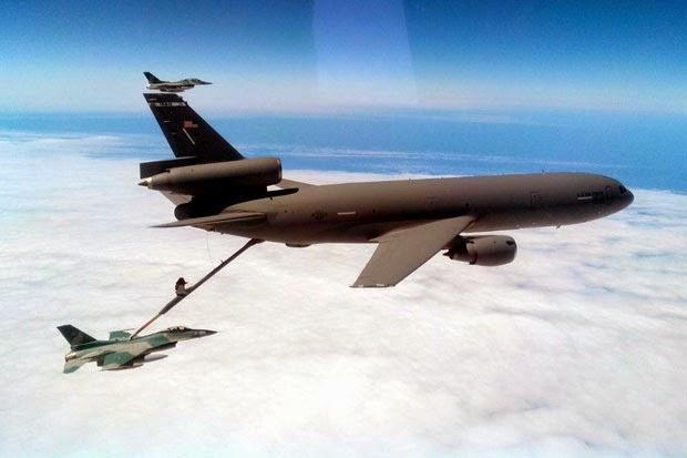 TNI AU Teriman Dua F-16 Terbaru dari Amerika Serikat