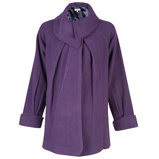 Jojo Maman Bebe swin maternity coat