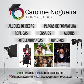 Caroline Nogueira Formaturas
