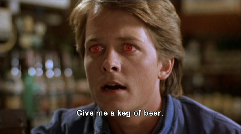 Michael J Fox Teen Wolf Prom