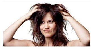tips mengatasi rambut mengembang dan susah diatur