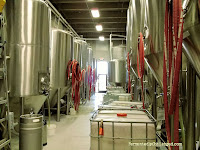 Ska Brewing's tank farm