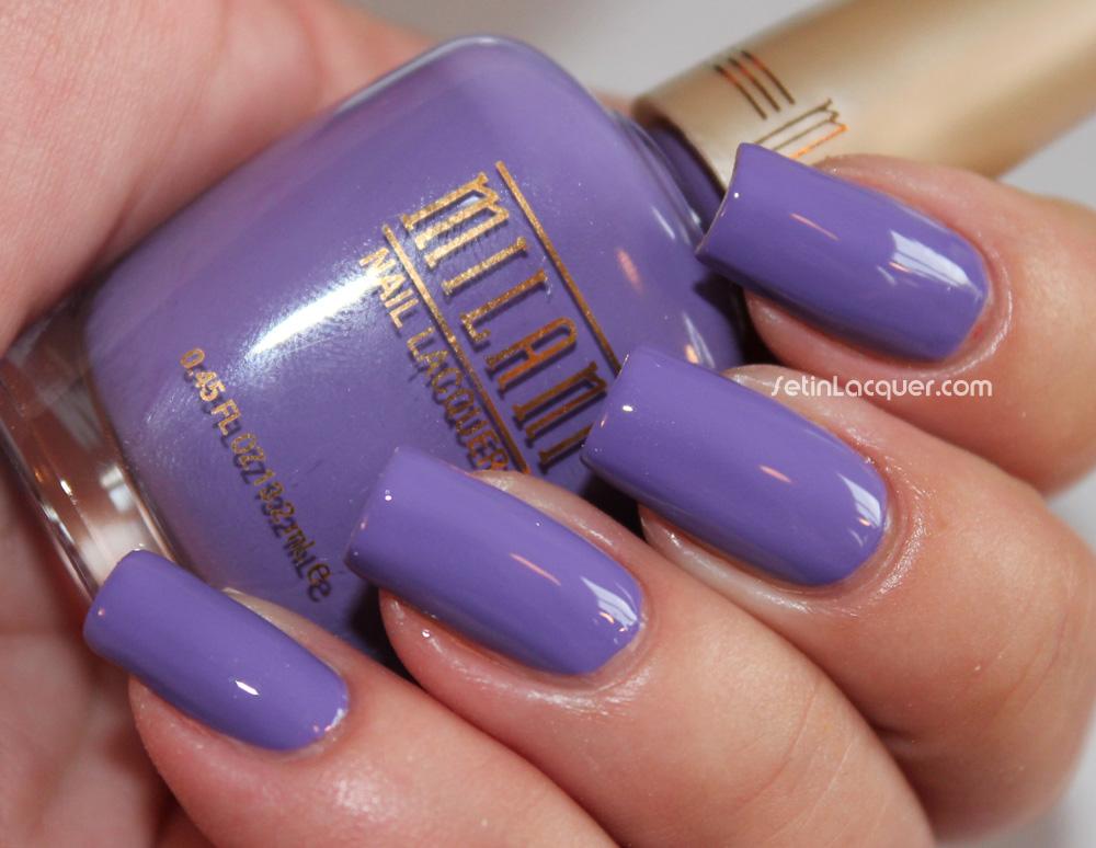 Milani Purple Martin