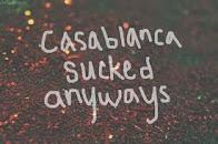 Casablanca...