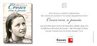 Participo com um poema neste livro, um convite amigo da sua autora, a poeta e pintora Dina Ventura.