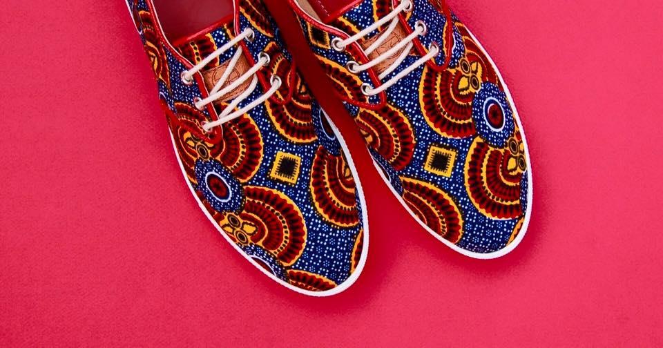 PANAFRICA, c\u0027est la petite marque de chaussure éthique et panafricaine qui  cartonne du feu de dieu en ce moment sur internet.