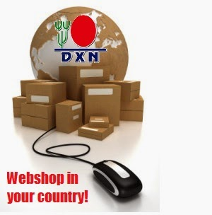 DXN webshop Italy