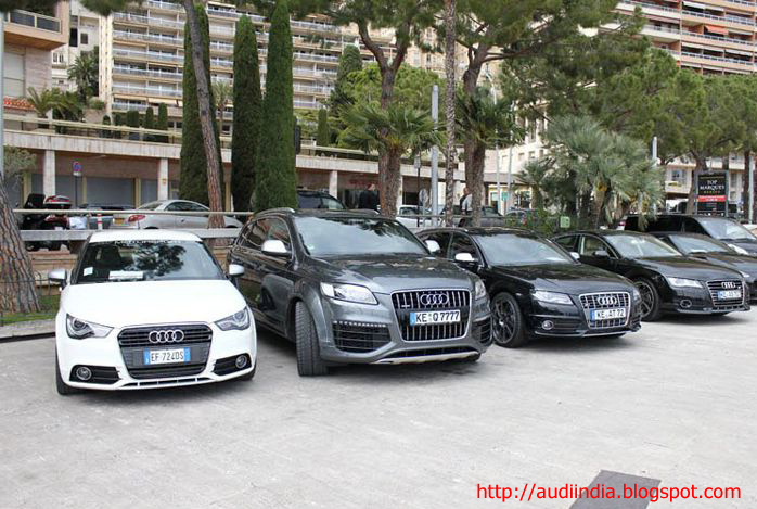 Upcoming Audi Cars In India The World Of Audi - Audi car lineup