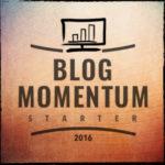 BlogMomentum 2016