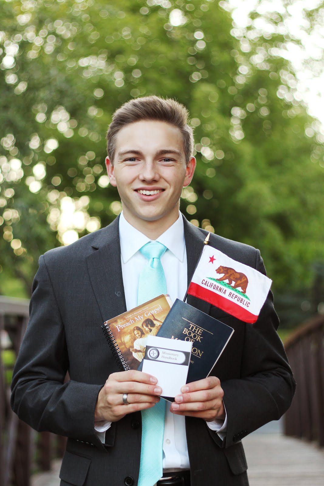 Elder Connor Hopkin
