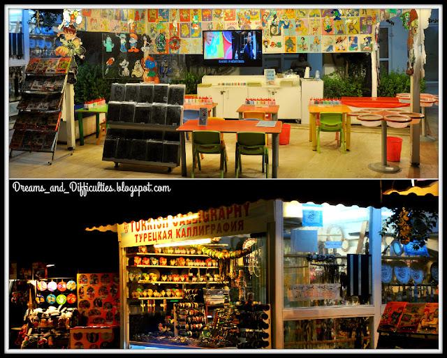 shopping in Antalya