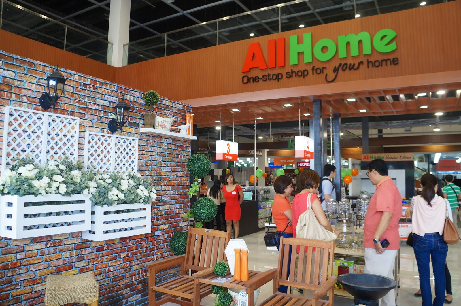 allhome grand opening another huge one stop shop opens in daang hari vista city wazzup